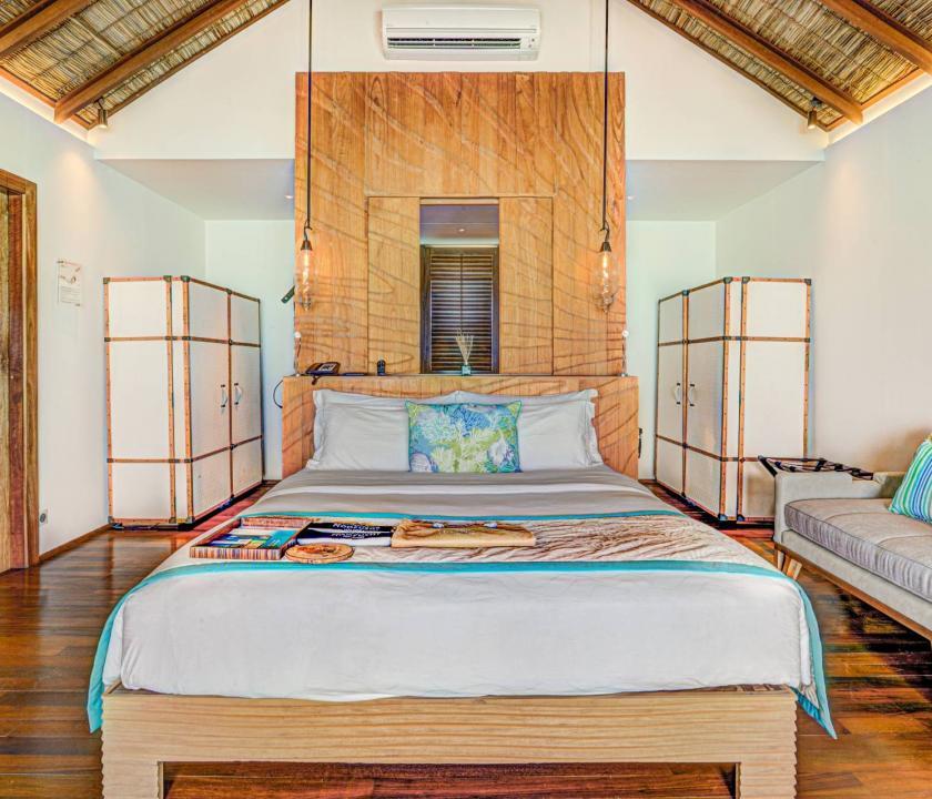 Constance Moofushi Maldives / Water Villa (Maldív-szigeteki utazások)