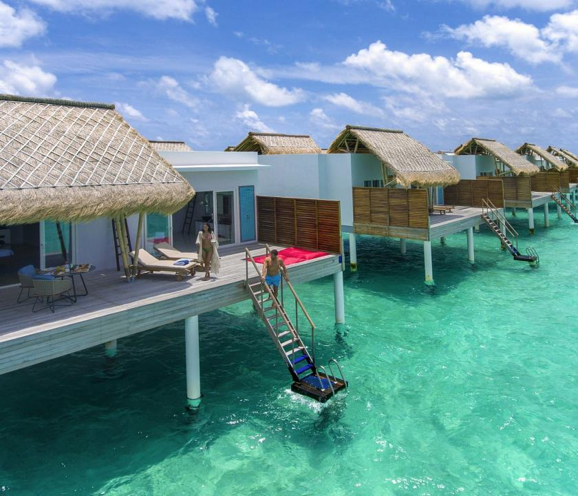 Emerald Maldives Resort & Spa / Water Villa (Maldív-szigeteki utazások)
