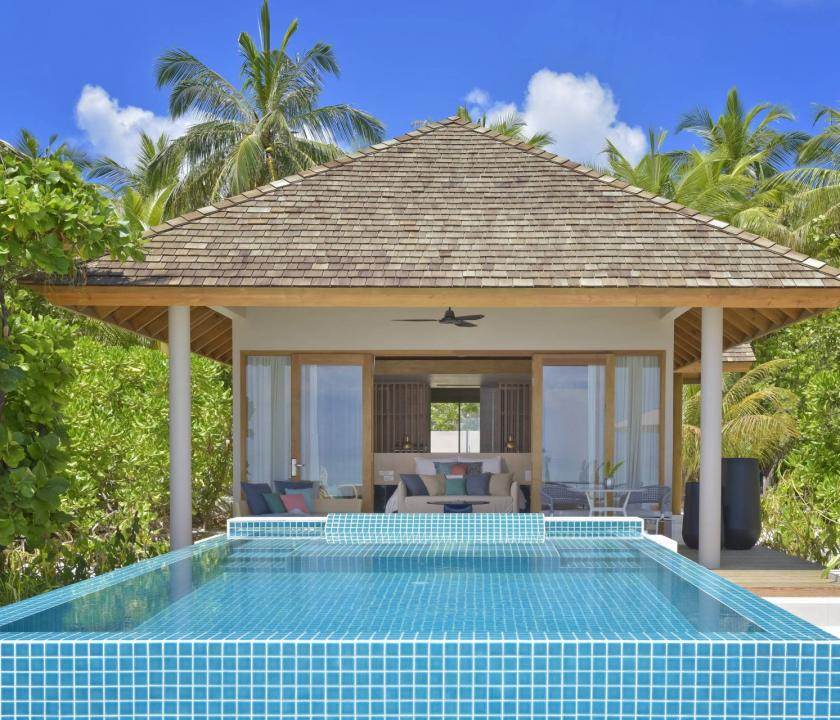 Faarufushi Maldives / Beach Retreat with Pool (Maldív-szigeteki utazások)