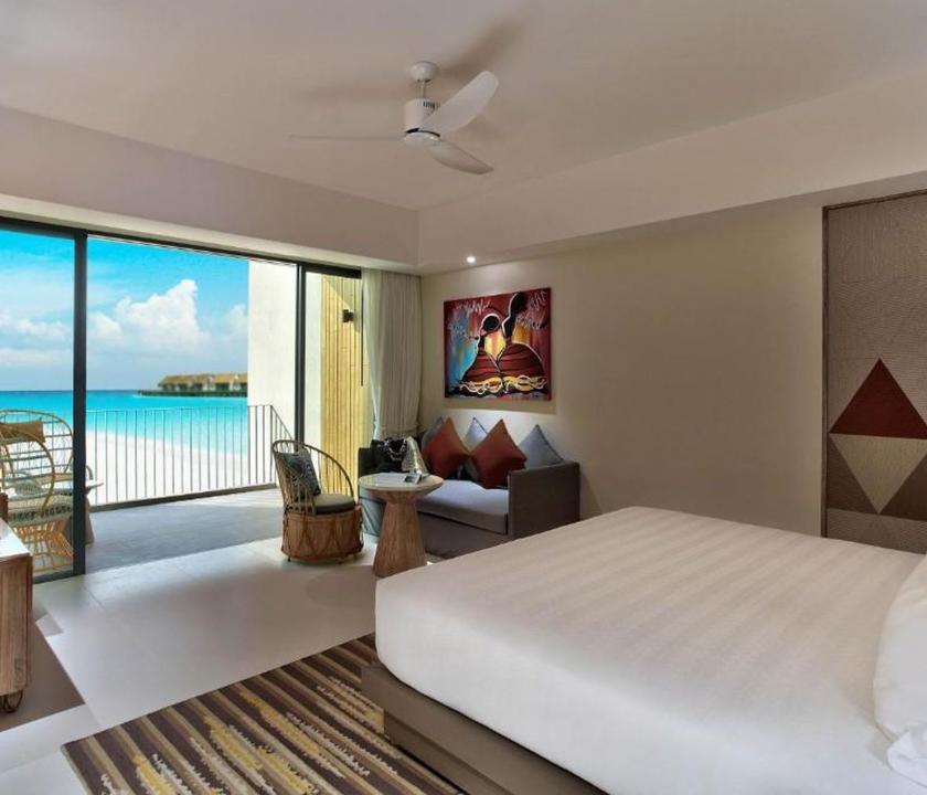 Hard Rock Maldives / Silver Sky Studio (Maldív-szigeteki utazások)