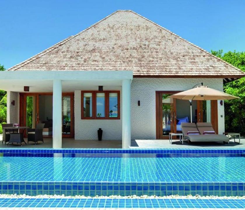 Hideaway Beach Resort & Spa / Deluxe Beach Residence with Pool (Maldív-szigeteki utazások)