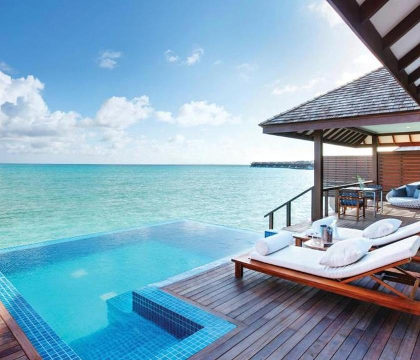 Hideaway Beach Resort & Spa / Ocean villa with Pool (Maldív-szigeteki utazások)