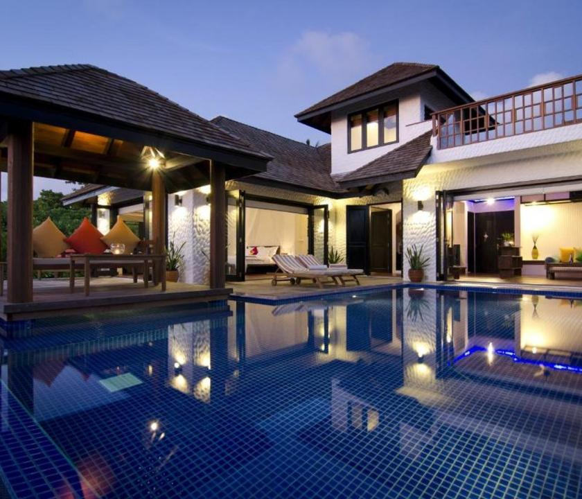 Hideaway Beach Resort & Spa / 2 Bedroom Family villa with Pool (Maldív-szigeteki utazások)