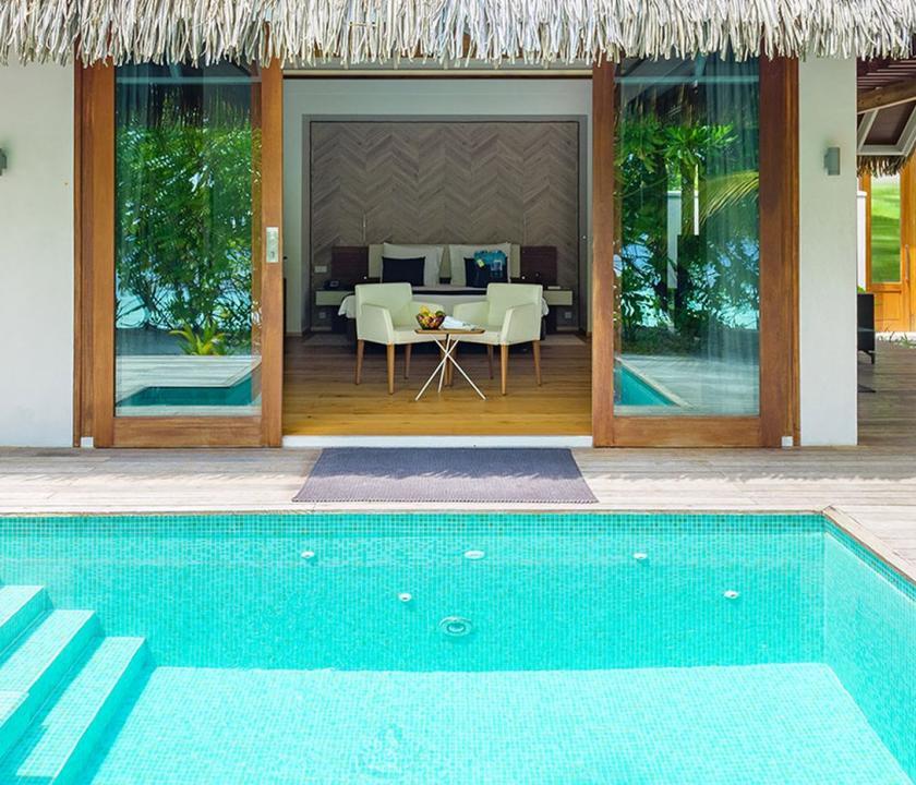 Kandolhu Maldives / Pool Villa (Maldív-szigeteki utazások)