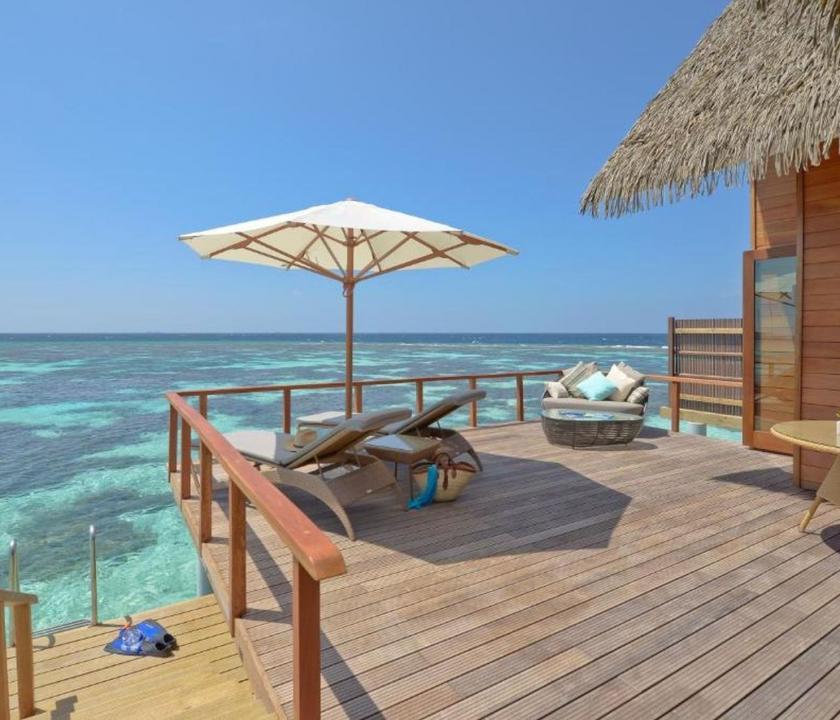 Kandolhu Maldives / Ocean Villa (Maldív-szigeteki utazások)