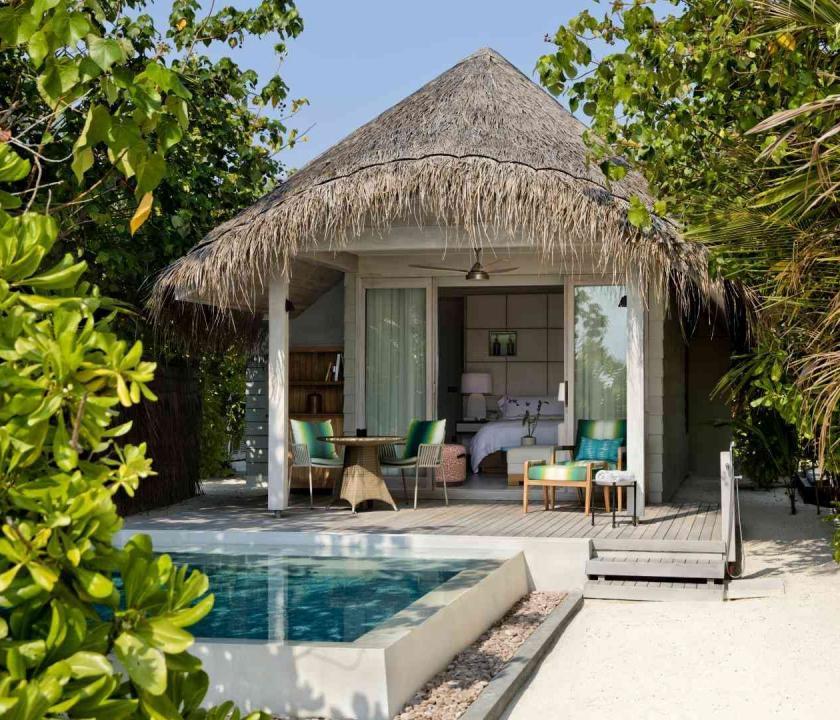 Kanuhura A Sun Resort Maldives / Beach Pool Villa (Maldív-szigeteki utazások)