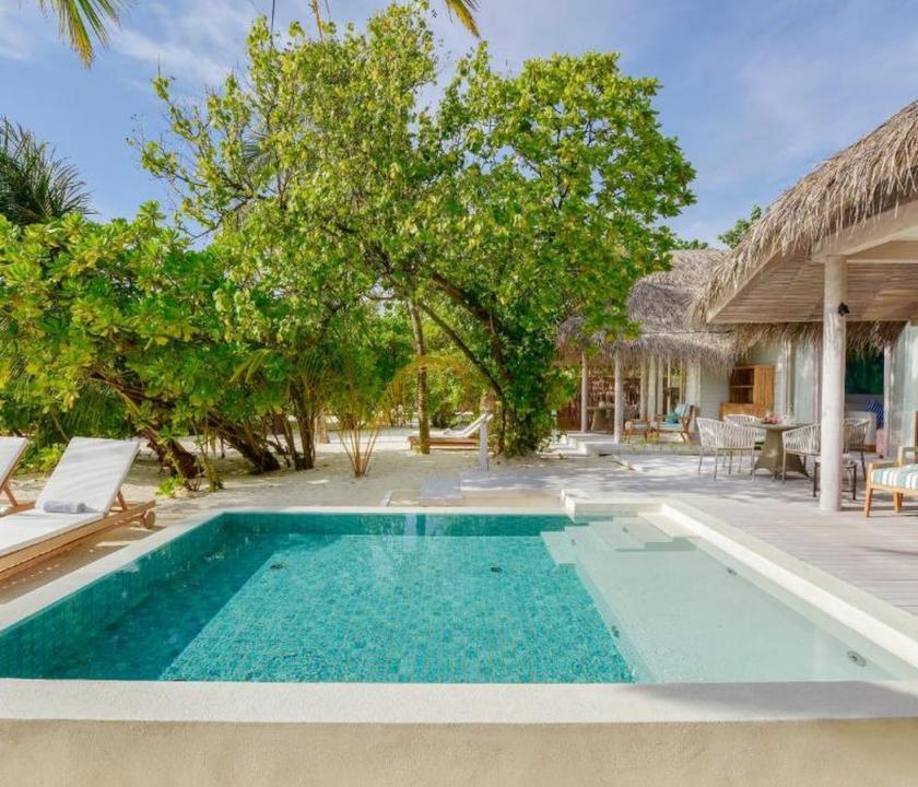 Kanuhura A Sun Resort Maldives / Grand Beach Pool Villa (Maldív-szigeteki utazások)