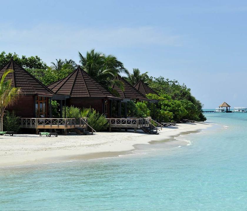 Komandoo Island Resort & Spa / Premium Jacuzzi Beach Villa (Maldív-szigeteki utazások)