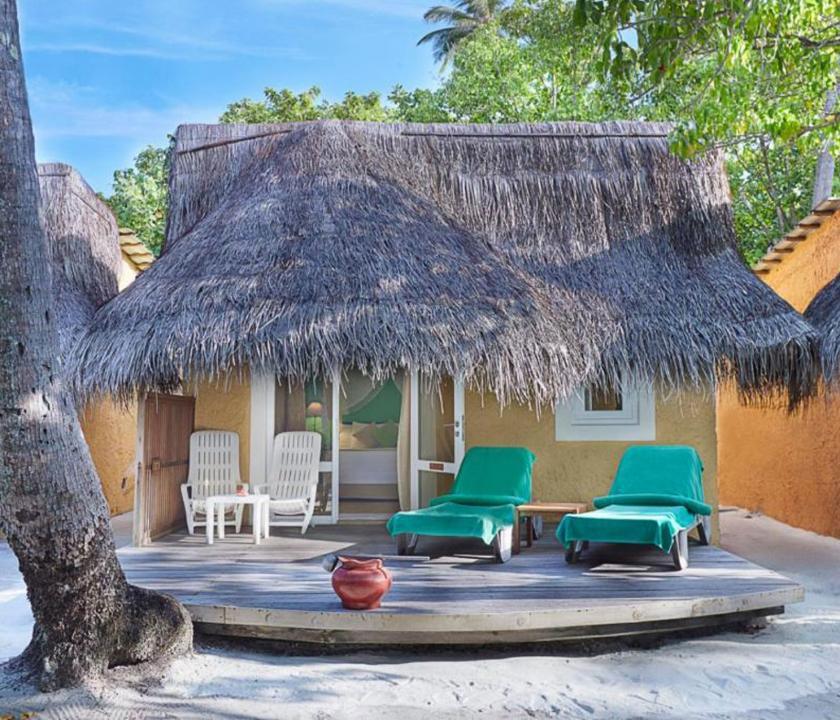 Kuredu Island Resort & Spa / Garden Bungallow (Maldív-szigeteki utazások)