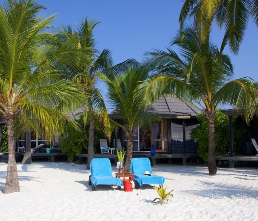 Kuredu Island Resort & Spa / Beach Villa (Maldív-szigeteki utazások)