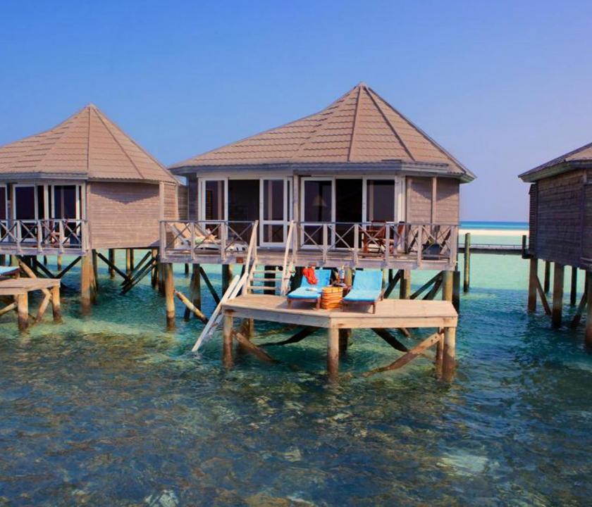 Kuredu Island Resort & Spa / Sangu Water Villa (Maldív-szigeteki utazások)