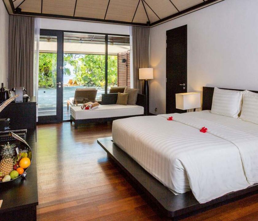 Lily Beach Resort & Spa / Beach Villa (Maldív-szigeteki utazások)