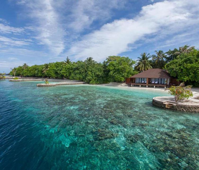 Lily Beach Resort & Spa / Lagoon Villa (Maldív-szigeteki utazások)