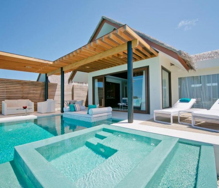 Niyama Private Islands Maldives / Deluxe Water Pool Villa (Maldív-szigeteki utazások)