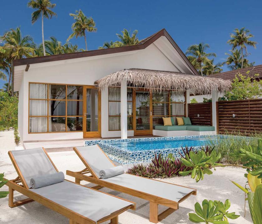 OBLU SELECT at Sangeli by Atmosphere / Beach Family Suite with Pool (Maldív-szigeteki utazások)