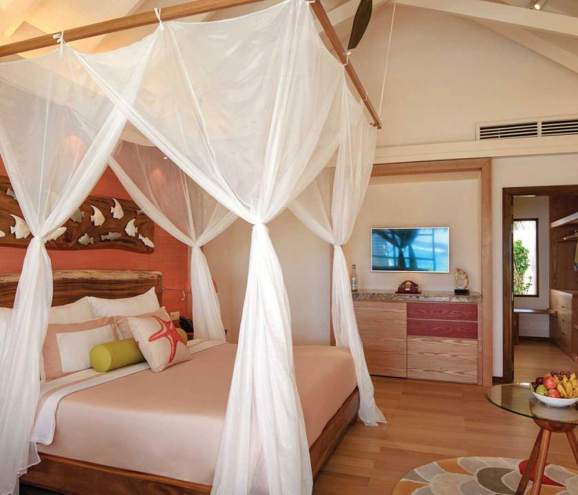 OBLU SELECT at Sangeli by Atmosphere / Beach Villa (Maldív-szigeteki utazások)
