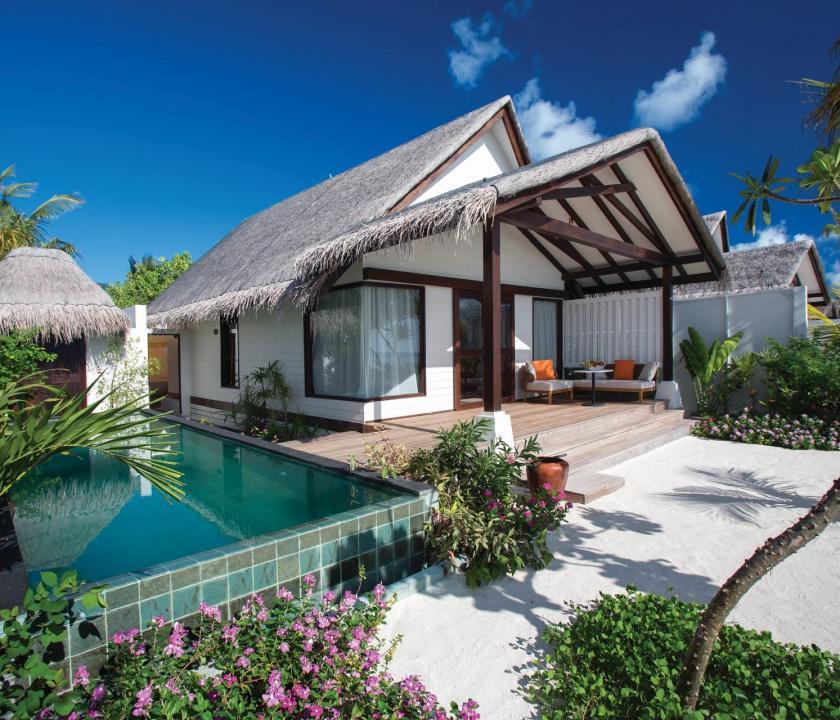 OZEN by Atmosphere at Maadhoo / Earth Pool Villa (Maldív-szigeteki utazások)