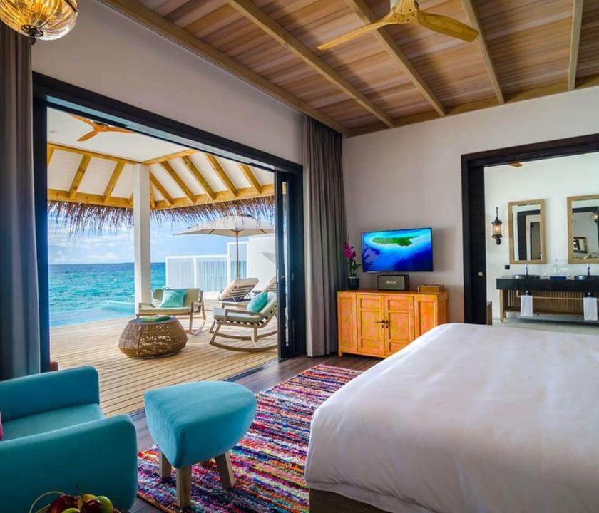 Seaside Finolhu / Ocean Pool Villa (Maldív-szigeteki utazások)