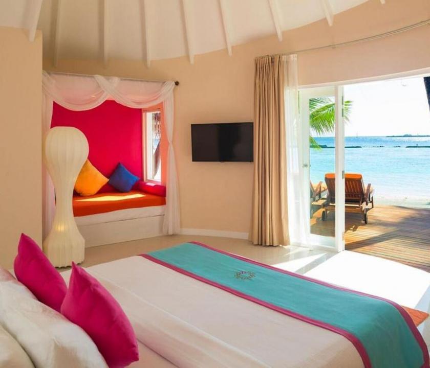 Sun Aqua Vilu Reef Maldives / Beach Villa (Maldív-szigeteki utazások)