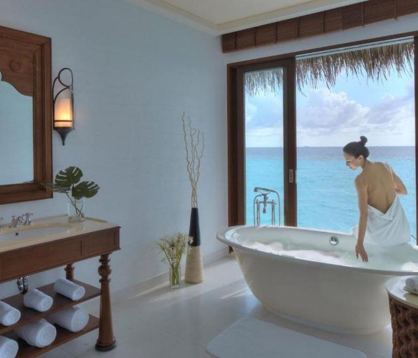The Residence Maldives / Water Villa (Maldív-szigeteki utazások)