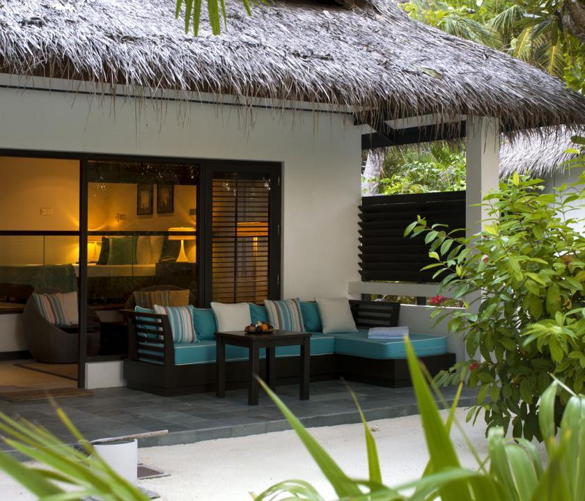 Velassaru Maldives / Deluxe Bungalow (Maldív-szigeteki utazások)