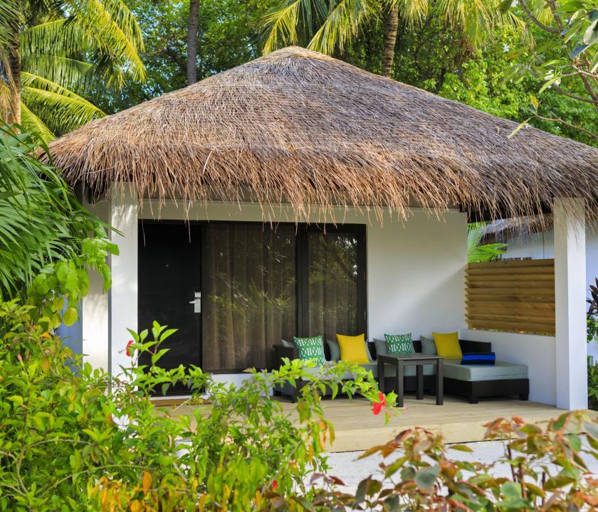 Velassaru Maldives / Deluxe Villa (Maldív-szigeteki utazások)