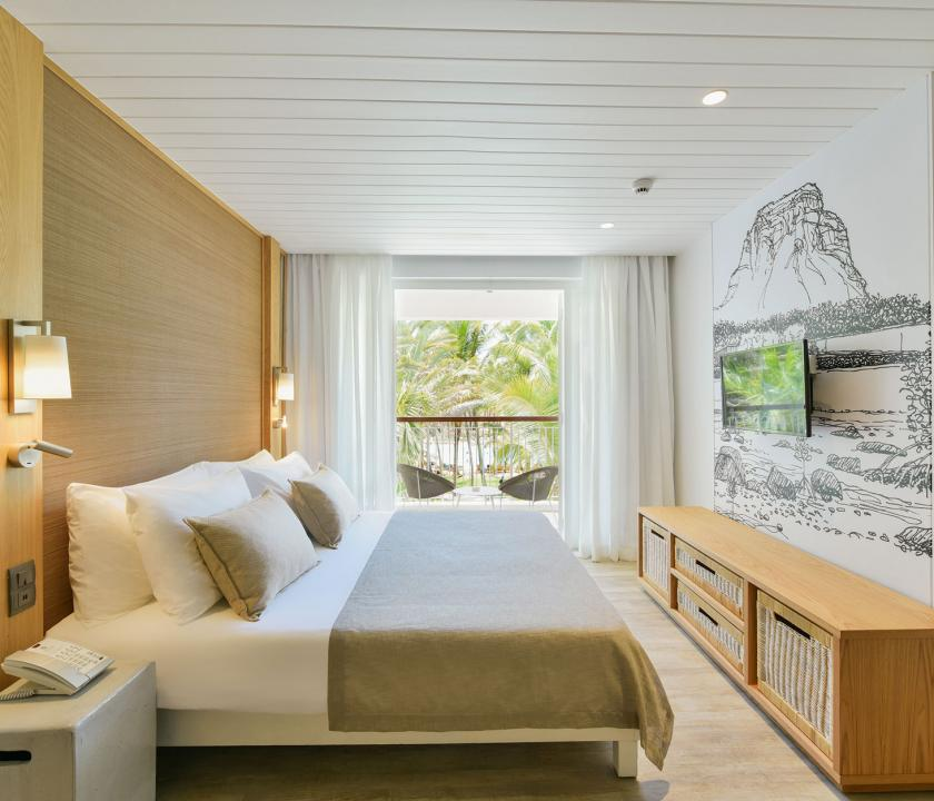Canonnier Beachcomber Golf Resort & Spa / Family Duplex Garden room (Mauritiusi utazások)