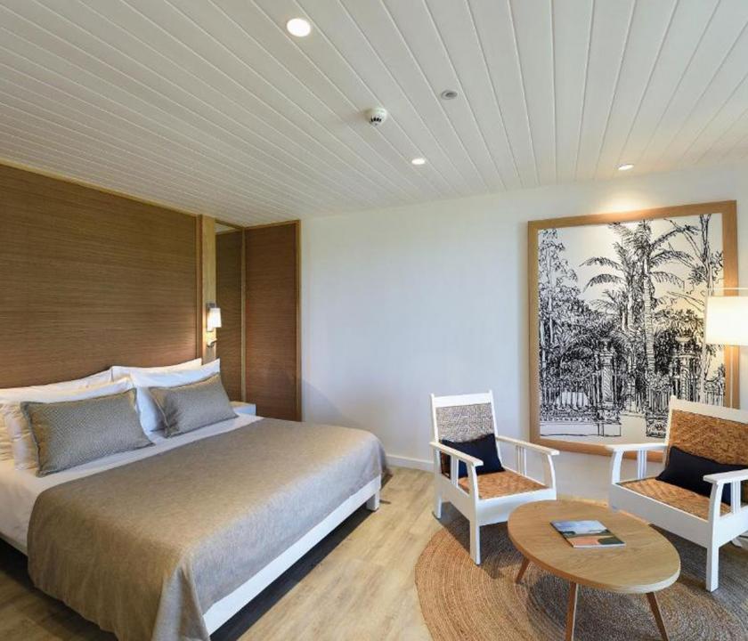 Canonnier Beachcomber Golf Resort & Spa / Standard Garden room (Mauritiusi utazások)
