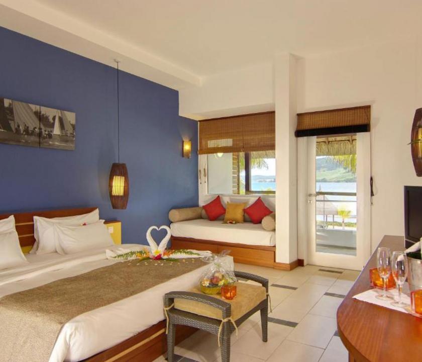 Laguna Beach Hotel & Spa / Deluxe Seaview room (Mauritiusi utazások)