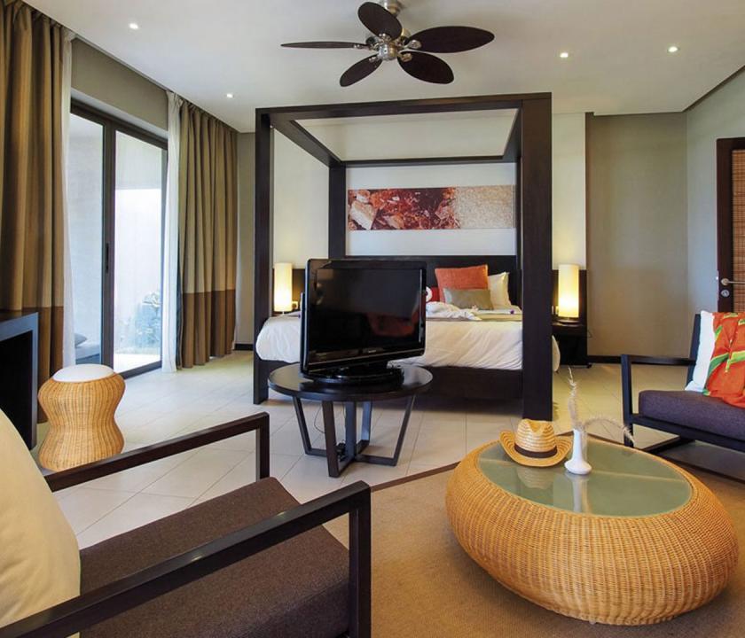 Maritim Crystals Beach Hotel / Deluxe Family room (Mauritiusi utazások)