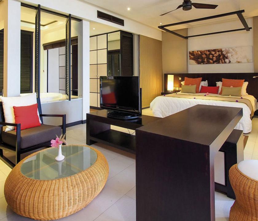 Maritim Crystals Beach Hotel / Junior Suite (Mauritiusi utazások)