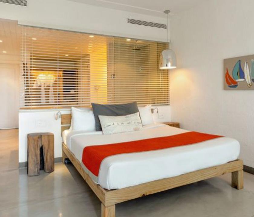 Zilwa Attitude / Couple Deluxe Beachfront room (Mauritiusi utazások)