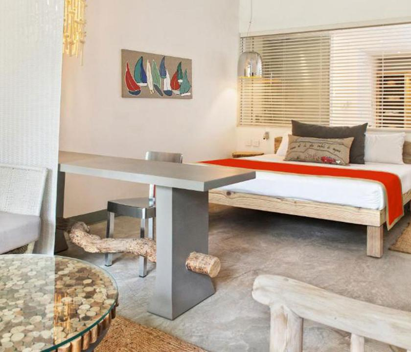 Zilwa Attitude / Couple Junior Suite Beachfront (Mauritiusi utazások)