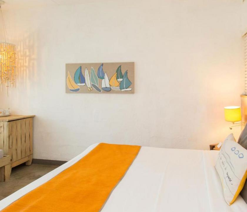 Zilwa Attitude / Superior Partial Sea view room (Mauritiusi utazások)