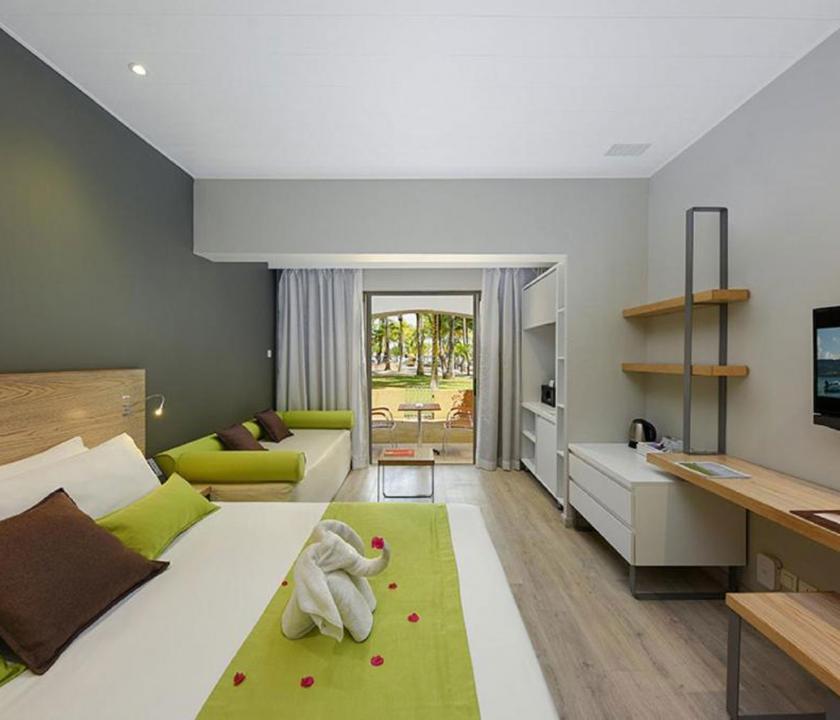Mauricia Beachcomber Resort & Spa / Superior room (Mauritiusi utazások)