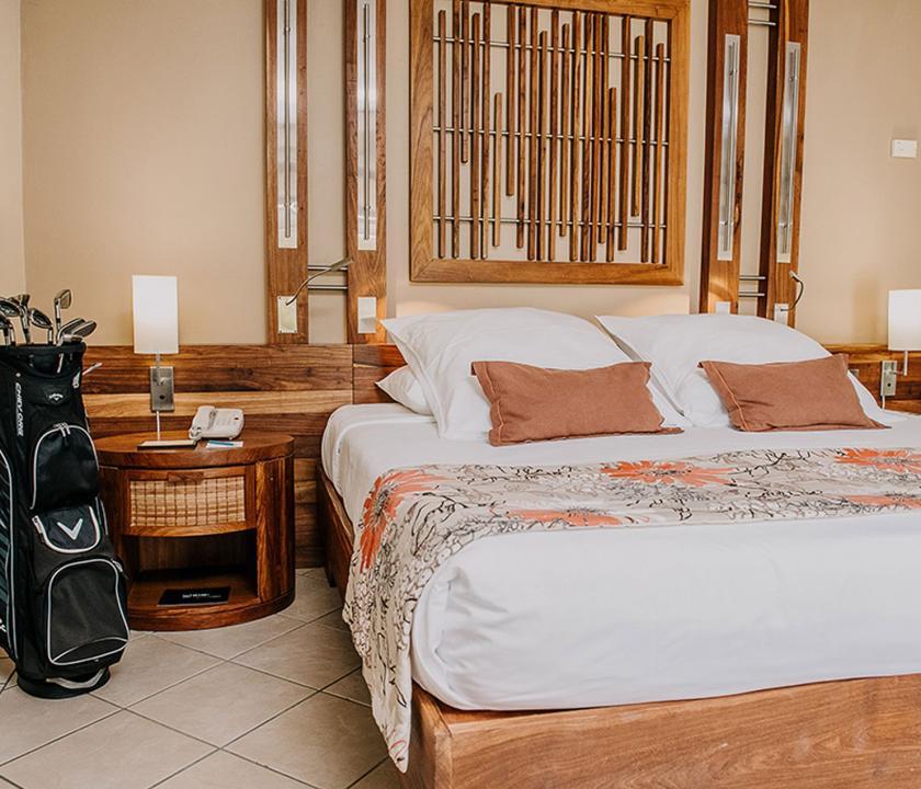 Paradis Beachcomber Golf Resort & Spa / Tropical Golf room (Mauritiusi utazások)