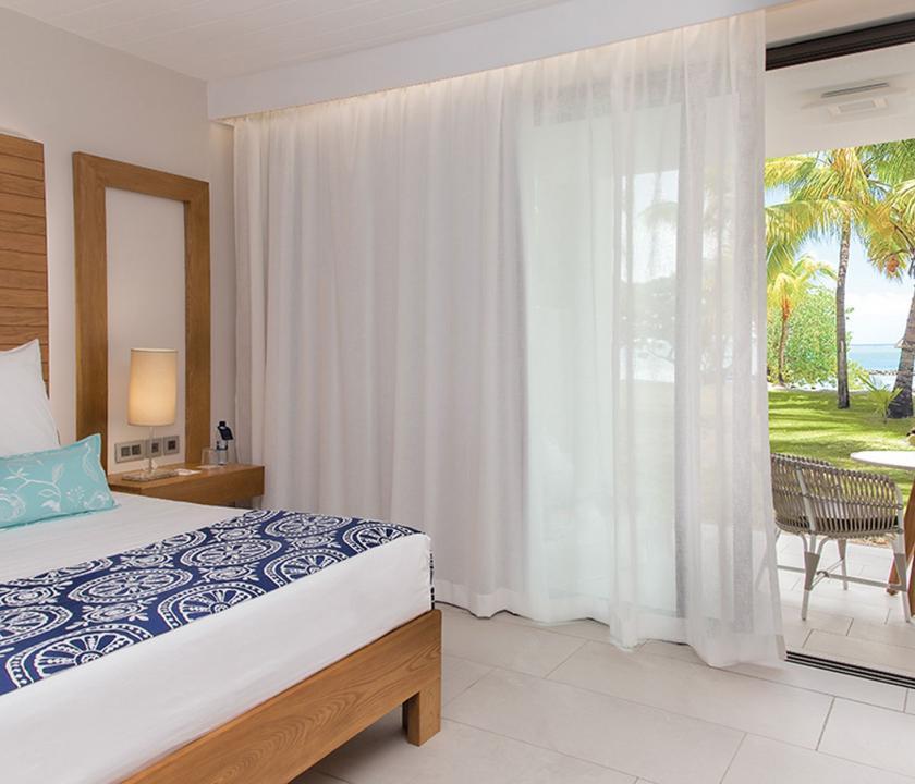 Paradis Beachcomber Golf Resort & Spa / Ocean Beachfront room (Mauritiusi utazások)