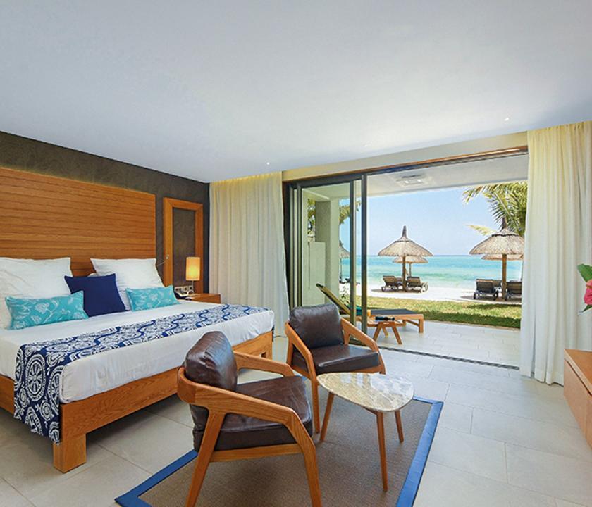Paradis Beachcomber Golf Resort & Spa / Ocean Beachfront Suite (Mauritiusi utazások)