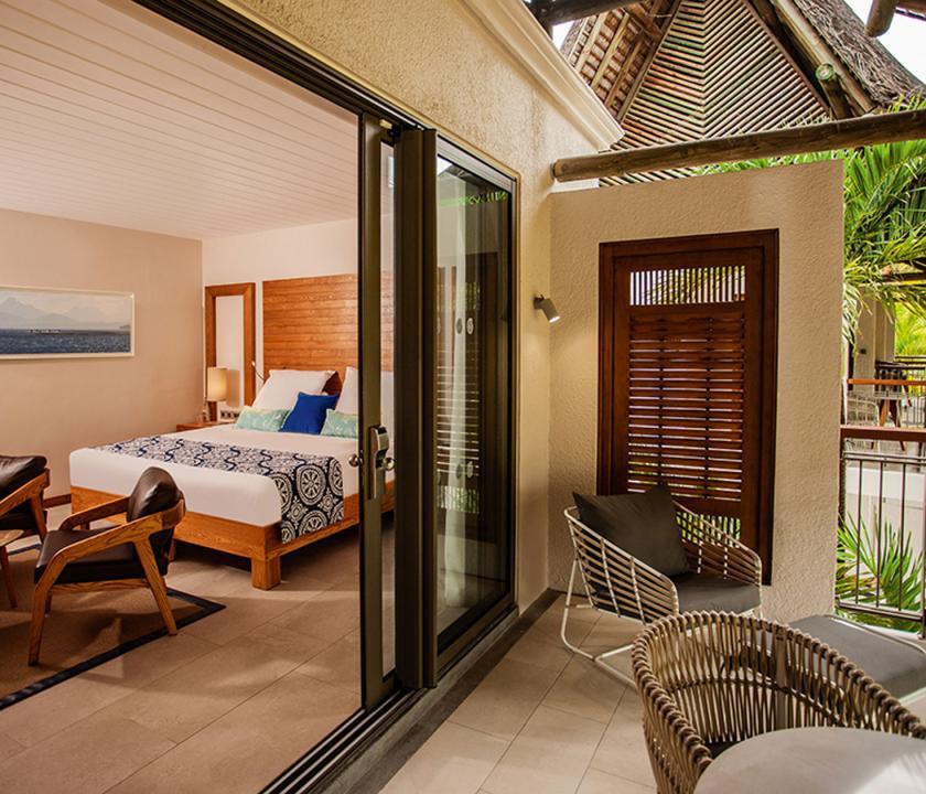 Paradis Beachcomber Golf Resort & Spa / Ocean room (Mauritiusi utazások)