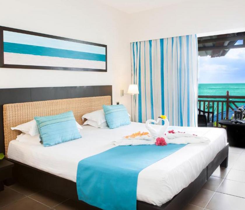 Pearle Beach Resort & Spa / Deluxe Club room (Mauritiusi utazások)