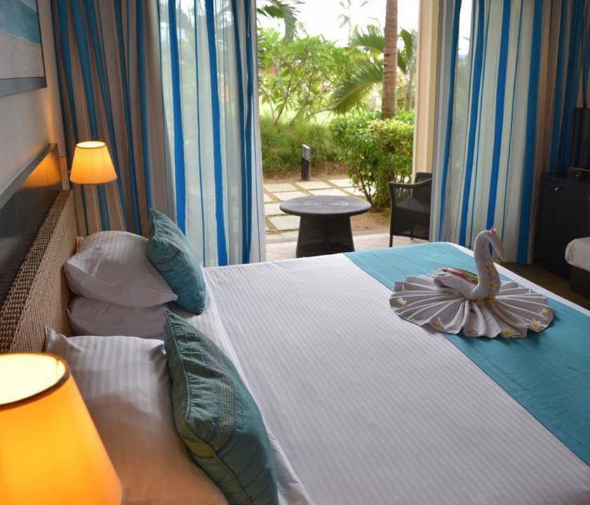 Pearle Beach Resort & Spa / Deluxe Garden view room (Mauritiusi utazások)