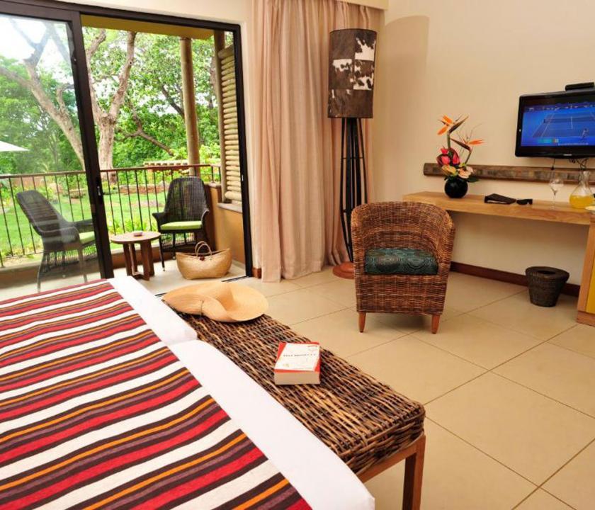 Tamarina Golf & Spa Boutique Hotel / Deluxe Garden view room (Mauritiusi utazások)
