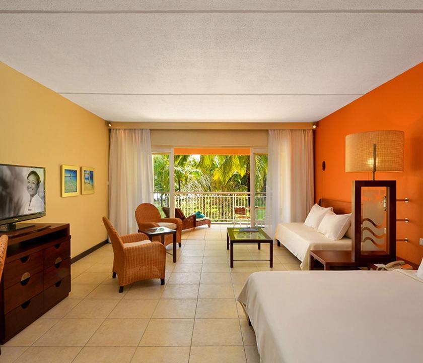 Victoria Beachcomber Resort & Spa / Superior First Floor (Mauritiusi utazások)