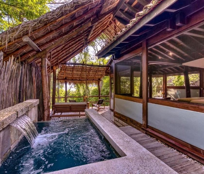 Morgan's Rock Hacienda & Ecolodge / Forest View Bungallow with Plunge Pool (Nicaragua-i utazások)