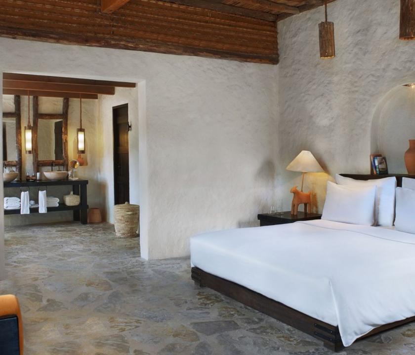 Six Senses Zighy Bay / Pool Villa (Ománi utazások)