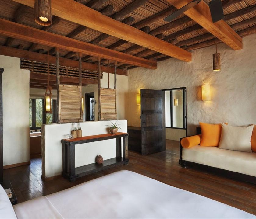 Six Senses Zighy Bay / Duplex 2 Bedroom Pool Villa Suite (Ománi utazások)