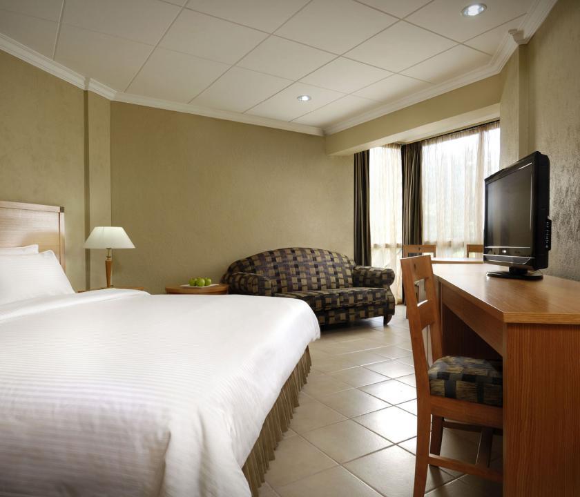 Berjaya Beau Vallon Bay Resort & Casino / Standard room (Seychelle szigeteki utazások)