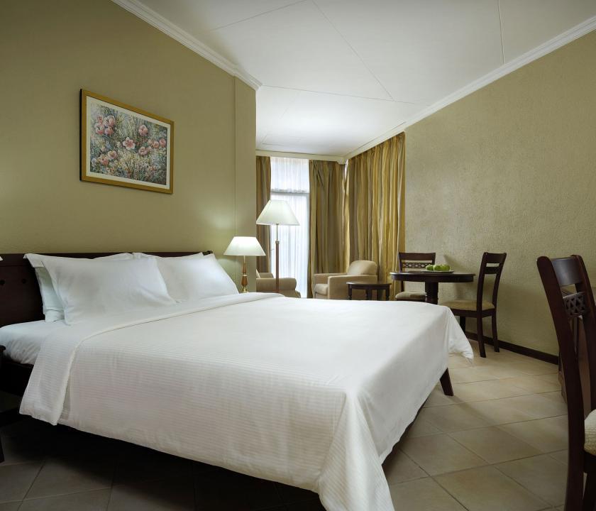 Berjaya Beau Vallon Bay Resort & Casino / Superior room (Seychelle szigeteki utazások)