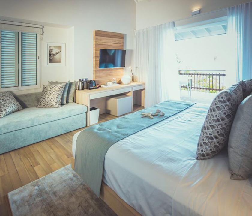 Carana Beach Hotel / Ocean view Chalet (Seychelle szigeteki utazások)