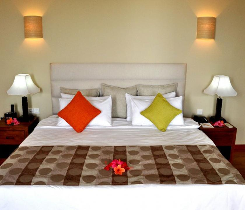 Crown Beach / Junior Suite (Seychelle szigeteki utazások)